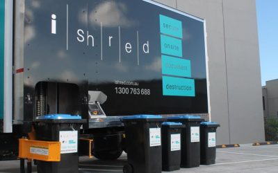 Shred Documents On Site and Save Time this Summer!