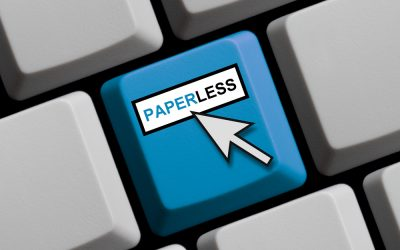 Five Steps to a Paperless Office