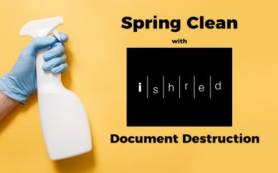 Spring Clean with Document Destruction Melbourne