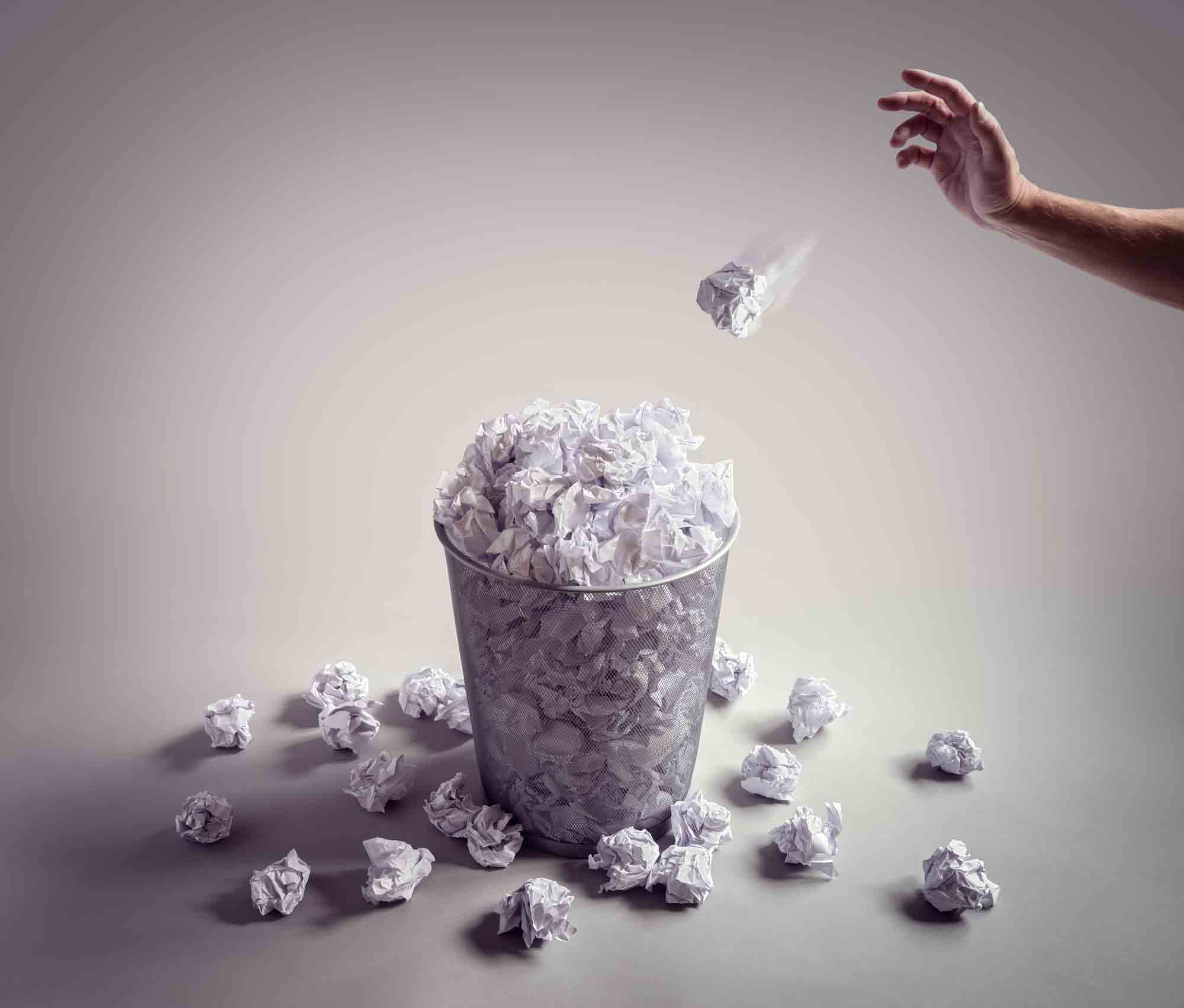 Private Document Shredding