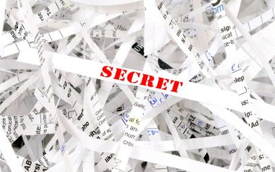 Shredding Personal Papers: How to Safeguard Your Identity with Confidence