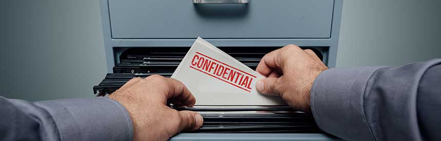 Disposal of Confidential Documents