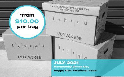 2021 July Community Shred Day