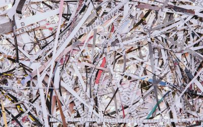 Promotional Material Shredding for Your Business