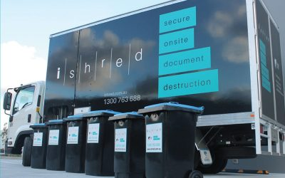 Too Many Documents? Book a Visit from Our Shredding Truck!