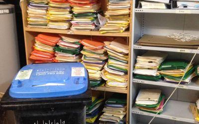 Paper Spring Cleaning – Paper Clutter Begone!